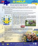 U-HELP: Your Chance To Help Ukraine