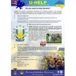U-HELP: Your Chance To Help Ukraine