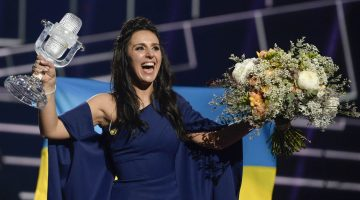 Ukrainian diaspora rejoices over Eurovision win