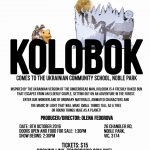 Kolobok at the Ukrainian Community School, Noble Park